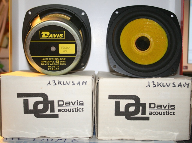 [VENDS] Davis Acoustics 13 KLV5 AM